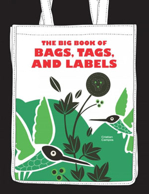 «Big Book of Bags, Tags, and Labels» - обложка книги