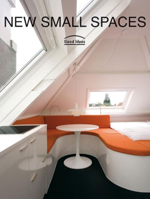 Francesc Zamora Mola, «New Small Spaces. Good Ideas» - обложка книги