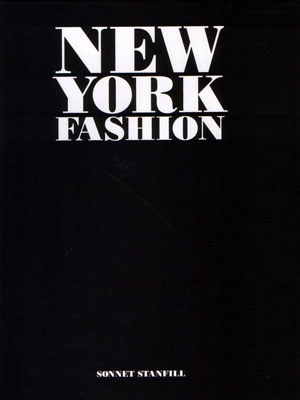 Sonnet Stanfill, «New York Fashion» - обложка книги