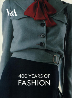 Natalie Rothstein, «400 Years of Fashion» - обложка книги