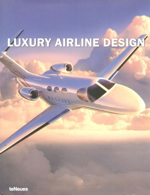 Peter Delius, «Luxury Airline Design» - обложка книги