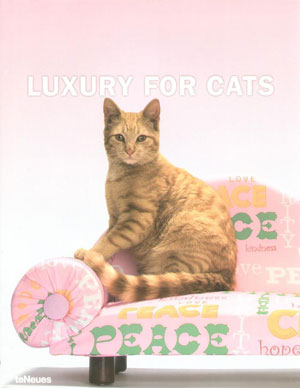Patrice Farameh, «Luxury for Cats» - обложка книги