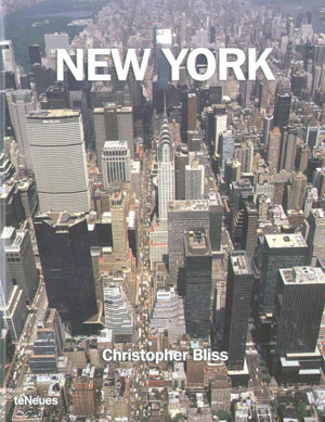 Кристофер Блисс (Christopher Bliss), «New York» - обложка книги
