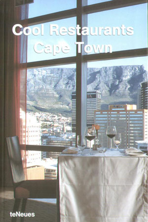 Bauschke Ulrike, «Cool restaurants Cape Town» - обложка книги