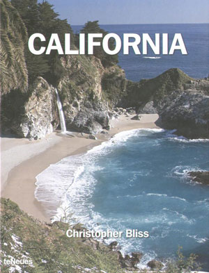 Christopher Bliss, «California» - обложка книги