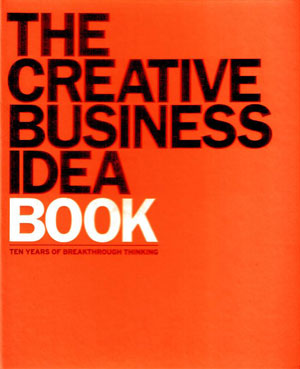 Smallowood and Stewart, «The creative business idea book» - обложка книги