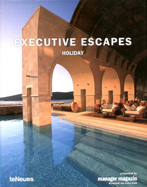 Martin Nicolas Kunz, «Executive escapes holiday» - обложка книги