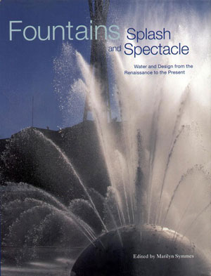 Marilyn Symmes, «Fountains splash and Spectacle» - обложка книги
