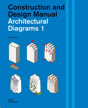Miyoung Pyo, «Architectural Diagrams 1» - обложка книги