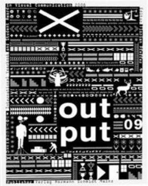 V. Hermann., «Output 09 - international yearbook» - обложка книги