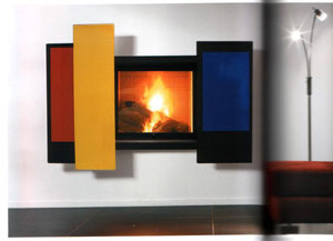 Cristina Paredes Benitez, «New Fireplace Design» - страница из книги
