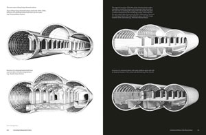 Sergey Kuznetsov, Alexander Zmeul, Erken Kagarov, «Hidden urbanism. Architecture and Design of the Moscow Metro 1935 - 2015» - страница из книги