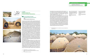 Ulrich Pfammatter, «World Atlas of Sustainable Architecture. Building for a Changing Culture and Climate» - страница из книги