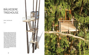 Andreas Wenning, «Treehouses. Small Spaces in Nature» - страница из книги
